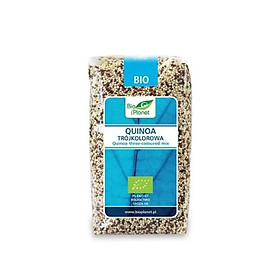 Diêm mạch (quinoa) hữu cơ 3 màu Bio Planet 500g