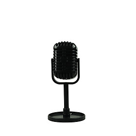Classic Retro Dynamic Vocal Microphone Vintage Style Mic Universal Stand Compatible Live Performance Karaoke Studio Recording