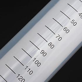 100mL / 150mL / 200mL Reusable Plastic Syringes Feeder Cleaning Douche Enema Nutrient Sterile Health Measuring Syringe Tools