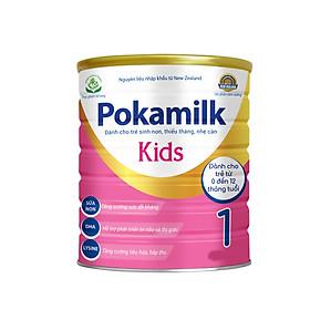 Sữa dinh dưỡng POKAMILK KIDS 400g