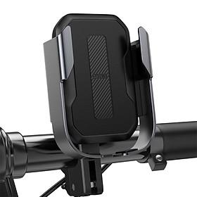 Giá đỡ điện thoại Baseus sử dụng tiện lợi cho mô tô xe máy xe đạp Hàng nhập khẩu