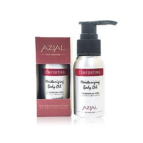 Tinh dầu Massage Body AZIAL Comforting Moisturizing Body Oil, dưỡng ẩm, giảm nhức mỏi, tạo giấc ngủ sâu, chai 50ml