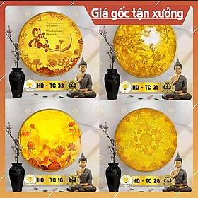 Đèn Thờ Hào Quang Trúc Chỉ In 6