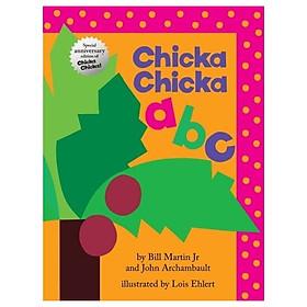 Chicka Chicka ABC: Lap Edition (Chicka Chicka Book, A)