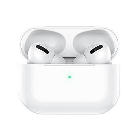 Tai Nghe Bluetooth Cảm Ứng 2 Bên TWS V5.0 Có Mic ES38 dock sạc không dây - Hàng nhập khẩu