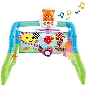 Bộ đồ chơi cho bé sơ sinh | Kệ chữ A đa năng từ PEOPLE Nhật Bản - TB130
