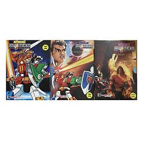Dũng sĩ Hesman - Combo 3 Box (từ tập 101-115)