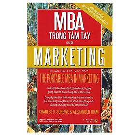 Marketing MBA Trong Tầm Tay - The Portable MBA In Marketing