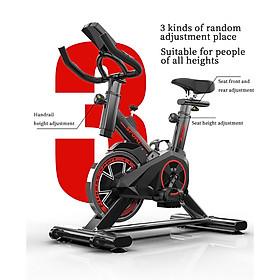 [ Hàng chính hãng ] Xe đạp thể dục Spin Bike Q7, điều chỉnh độ cao, phù hợp cả gia đình