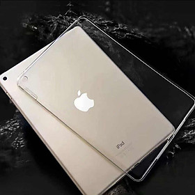 Ốp lưng silicon dẻo cho iPad 10.2 2019 (trong suốt)