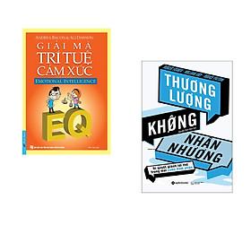 Combo 2 cuốn sách: Giải Mã Trí Tuệ Cảm Xúc + Thương Lượng Không Nhân Nhượng
