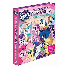 My Little Pony The Magic Is Friendship Activity Folder