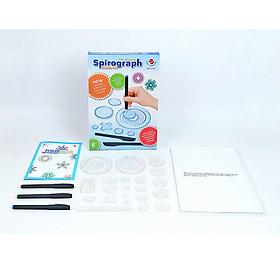 Bộ Thước Vẽ Hoạ Tiết Xoắn Ốc Sáng Tạo SPIROGRAPH - SPIROGRAPH DELUXE KIT