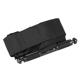 Hình đại diện sản phẩm Carevas Medical Military Tactical Tourniquet W/ Aluminum Windlass One-Hand Outdoor Emergency Tourniquet First Aid Supply