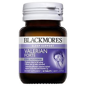 Blackmores Valerian Forte 2000mg 30 Tablets