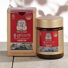 KGC Cheong Kwan Jang Viên Hồng Sâm Powder Tablet 90g - 180 viên