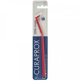 Bàn chải răng đầu nhỏ CURAPROX CS 1006 Single