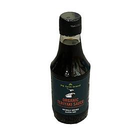 Nước tương teriyaki hữu cơ PBfarm (200ml)