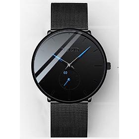 Đồng hồ nam DIZIZID mẫu NEW mặt mỏng chạy FULL kim DZKG001