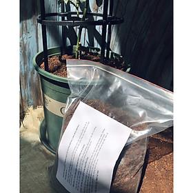 Giá thể đất trộn sẵn trồng hoa hồng cao cấp gói 5KG