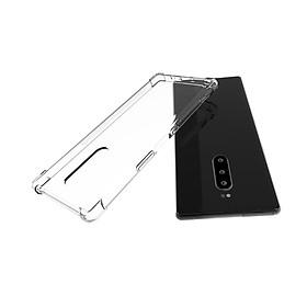 Ốp lưng dẻo trong chống sốc bảo vệ camera cho Sony Xperia 1