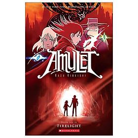 Amulet Book 7 : Firelight (Graphic Novel)