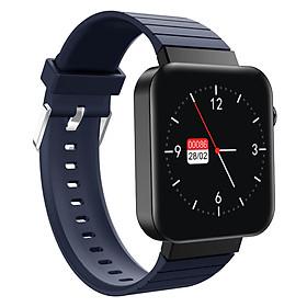 Đồng hồ thông minh đeo tay giúp theo dõi sức khỏe tập luyện với màn hình 1.54 inch