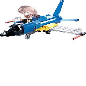 Đồ chơi lắp ráp máy bay tập huấn TINITOY (116 pcs) YY686826