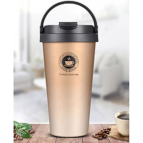 Ly Giữ Nhiệt Cafe 12h Dung Tích 500ml