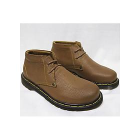Giày Boot Dr da bò thật DR03