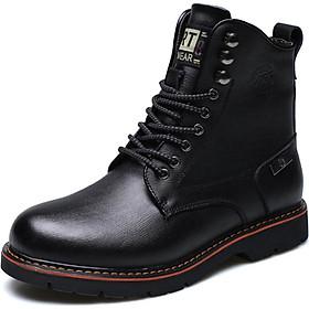 Giày Boots Nam Yi Chi EGCHI 8634-5