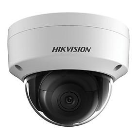 Camera IP Dome Hồng Ngoại Hikvision 5MP Chuẩn Nén H.265+ Độ Nhạy Sáng Cao DS-2CD2155FWD-I - Hàng Nhập khẩu