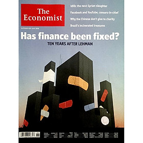 The Economist: Has finance been fixed? - 36