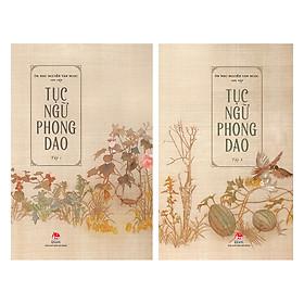 Combo Tục Ngữ Phong Dao (2 Tập)