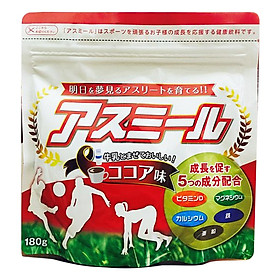 Sữa Asumiru Phát Triển Chiều Cao (Từ 3 đến 16 tuổi)