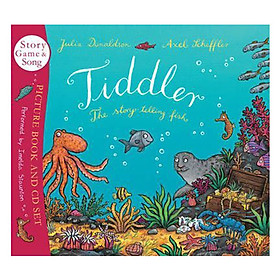 Tiddler (Book With Cd)