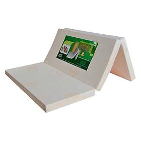 Nệm Cao Su Khoa Học Luxury Pro Gấp 3 ACB ACLUG1010 (100 x 200 x 10 cm)