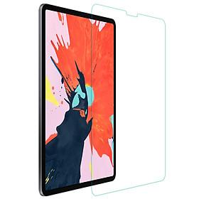 Miếng dán màn hình kính cường lực cho iPad Pro 11 2018 hiệu Nillkin Amazing H+ (mỏng 0.2 mm, vát cạnh 2.5D, chống trầy, chống va đập) - Hàng chính hãng