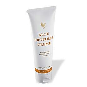 Kem chăm sóc da từ Sáp Ong, Lô Hội, Cúc La Mã - Aloe Propolis Creme (051) 113g