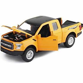 Mô hình xe trưng bày bán tải FORD F150 MINIAUTO 1:32