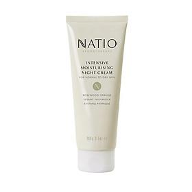 Natio Intensive Moisturising Night Cream 100g