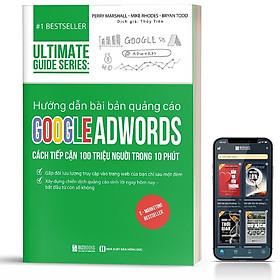 Sách - Hướng dẫn bài bản quảng cáo Google Adwords