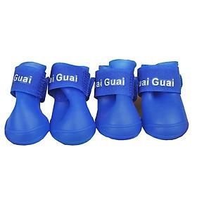 Giày nhựa dành cho chó mèo - Giao màu ngẫu nhiên