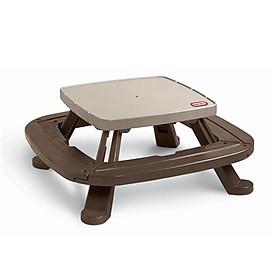 Bộ bàn ghế dã ngoại  V120cm (không có dù) Fold'n Store Picnic Table