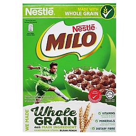 Bánh Ăn Sáng Nestle MILO Cereal (170g)