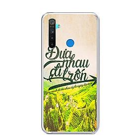 Ốp lưng điện thoại Realme 5 - Silicon dẻo - 0289 DUANHAUDITRON - Hàng Chính Hãng