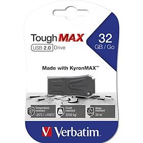 USB Verbatim ToughMAX USB 2.0 32 GB - Hàng chính hãng