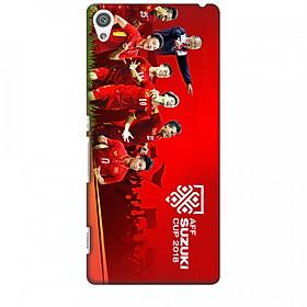 Ốp Lưng Dành Cho Sony Xperia XA AFF CUP Đội Tuyển Việt Nam - Mẫu 1