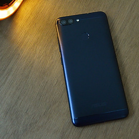 Global Version ASUS ZenFone Max Plus M1 Mobile Phone ZB570TL 4GB 64GB 5.7inch 18:9 MT6750T Octa-core 16MP+8MP Dual Camera 4130mAh - Black
