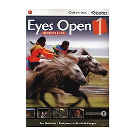 Eyes Open Level 1 Student Book